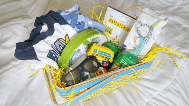 10 easter basket ideas baby boys heather dawwn easter basket 2 negle Gallery